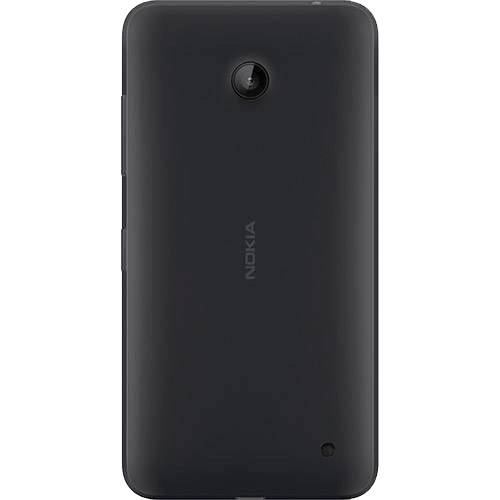 "Smartphone Nokia Lumia 635 Preto - 4G LTE - 8GB - 5MP - Tela 4.5"" - GPS - Windows Phone 8.1 - Desbloqueado"