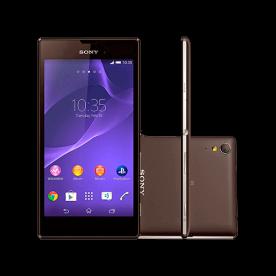 """Smartphone Sony Xperia T3 D5102 Preto - 8MP - 8GB - Desbloqueado - Tela 5.3"""" - Android 4.4"""