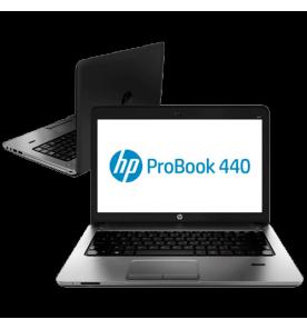 "Notebook HP ProBook 440 G2 - Intel Core i3-4005U - RAM 4GB - HD 500GB - LED 14"" - Windows 8"