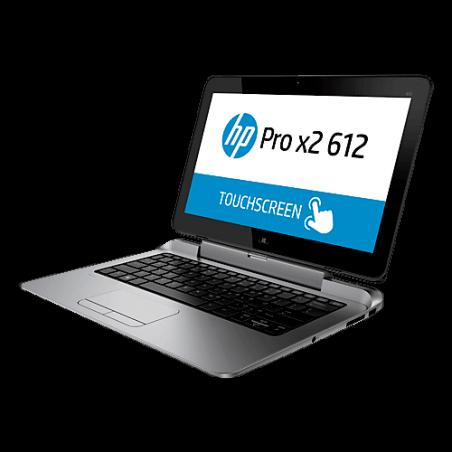 "Notebook HP Pro X2 612 G1 2 em 1 - Intel Core i5-4202Y - RAM 4GB - SSD 128GB - LED 12,5"" Touchscreen - Windows 8.1"