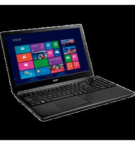 """Notebook Acer E5-571-33ZU - Intel Core i3-4010U - RAM 4GB - HD 500GB - LED 15.6"""" - Windows 8.1"""