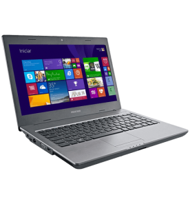 "Notebook Positivo Sim+ 5665M - Intel Core i7-3612QM - RAM 4GB - HD 500GB - Tela 14"" - Windows 8"