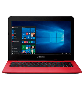 "Notebook Asus Z450LA-WX006T - Vermelho - Intel Core i5-5200U - RAM 8GB - HD 1TB - LED 14"" - Windows 10"
