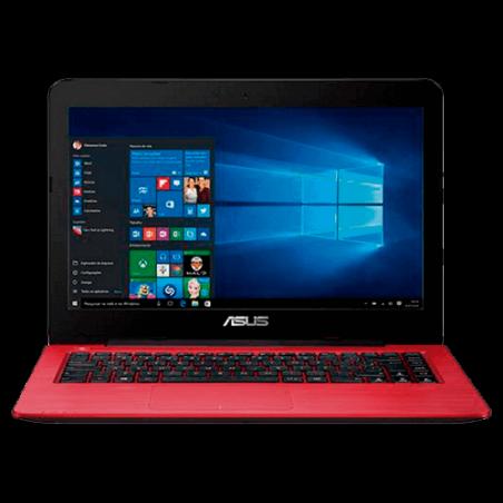 """Notebook Asus Z450LA-WX006T Vermelho - Intel Core i5-5200U - RAM 8GB - HD 1TB - LED 14"""" - Windows 10"""