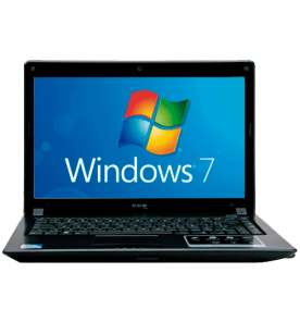 "Notebook CCE WIN BPS - Intel Pentium B950 - RAM 2GB - HD 500GB - LED 14"" - Windows 7 Starter"