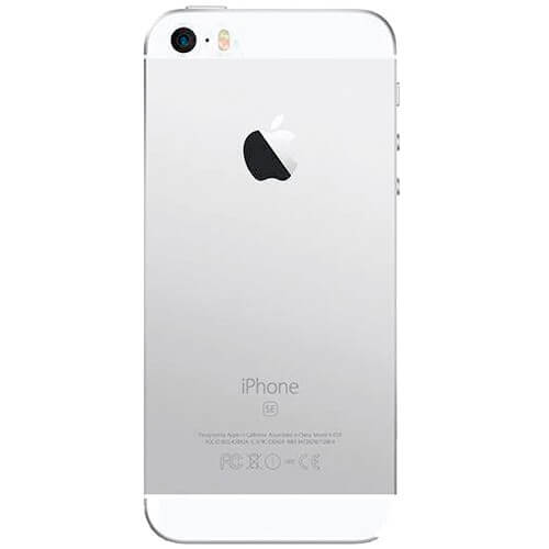 iPhone SE 16GB Prata