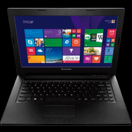 "Notebook Lenovo G400s-80AC000FBR - HD 1TB - RAM 4GB - Intel Core i3-3110M - LED 14"" - Windows 8.1"