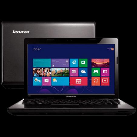 "Notebook Lenovo B830-59364368 - HD 320GB - RAM 4GB - Intel Celeron B830 - LED 14"" - Windows 8"