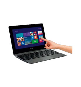 "Notebook Asus Rosa X102BA-DF044H - RAM 2GB - HD 320GB - AMD Dual Core A4-1200 - LED 10.1"" - Touchscreen - Windows 8"