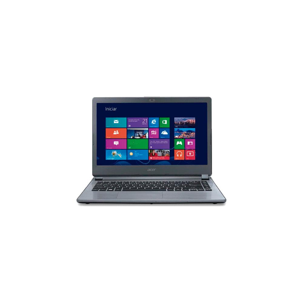 Notebook Acer V5-471-6_BR639 - Intel Core i3-2375M - RAM 2GB - HD 500GB -  LED 14'' - Windows 8