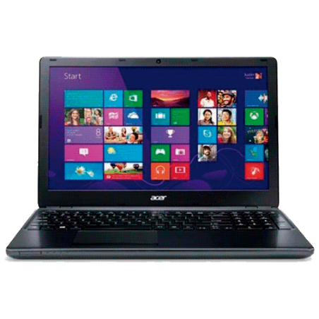 "Notebook Acer E1-572-6_BR471 - Intel core i3-4010U - RAM 2GB - HD 500GB - LED 15.6"" - Windows 8"