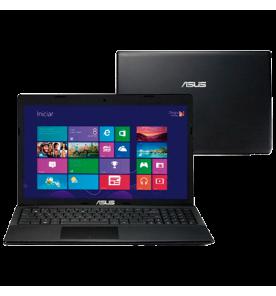 "Notebook Asus F55C-SX011H - Intel Core i3-3110M - RAM 4GB - HD 500GB - LED 15.6"" - Windows 8"