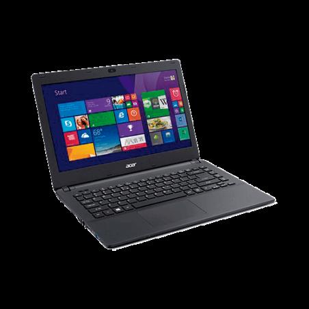 "Notebook Acer ES1-411-C8FA - Intel Celeron N2940 Quad-core - RAM 4 GB - HD 500 GB - Tela LED 14"" - Windows 8.1"