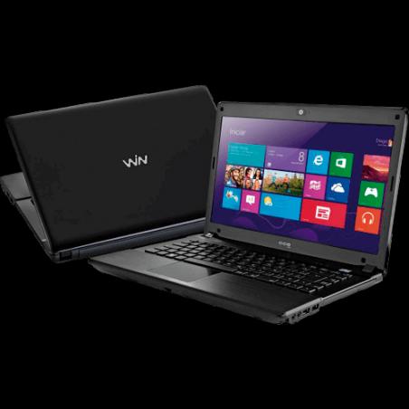 "Notebook CCE XD345 - Intel Core i3-2328M - RAM 4GB - HD 500GB - LED 14"" - Windows 8"
