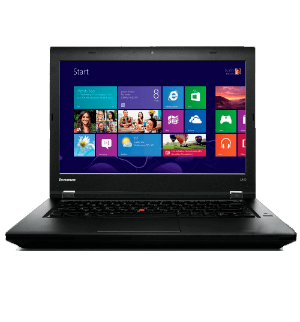"Notebook Lenovo L440-20ASS1WC00 - RAM 4GB - HD 500GB - Intel Core i5-4300M - LED 14"" - Windows 8"