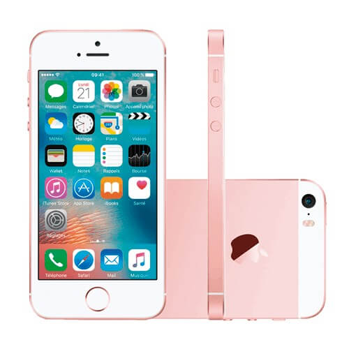 iPhone 64GB Ouro Rosa