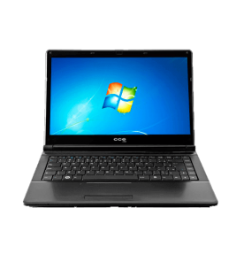 "Notebook Onix 746PE + CCE - Tela 14"" - Intel Core i7 - 4GB RAM - 640 GB HD - Bluetooth - Windows 7"