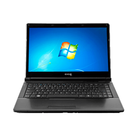 "Notebook Onix 746PE + CCE - Tela 14"" - Intel Core i7 - 4GB RAM - 640 GB HD - Bluetooth - Windows 7"