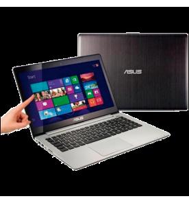 "Notebook Asus S400CA-BRA-CA193H - Intel Core i3 2365M- HD 500GB - RAM 4GB - LED 14"" - Touchscreen - windows 8"