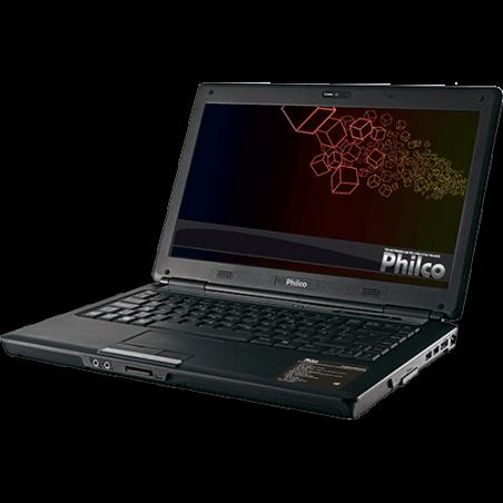 "Notebook Philco PHN 14505 - Pentium Dual Core - HD 320GB - RAM 4GB - LED 14"" - Linux"