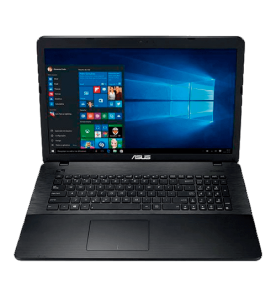 "Notebook Asus X751LJ-TY171T - Intel Core i5-5200U - RAM 8GB - HD 1TB - Tela LED 17,3"" - Windows 10 Home - Preto"