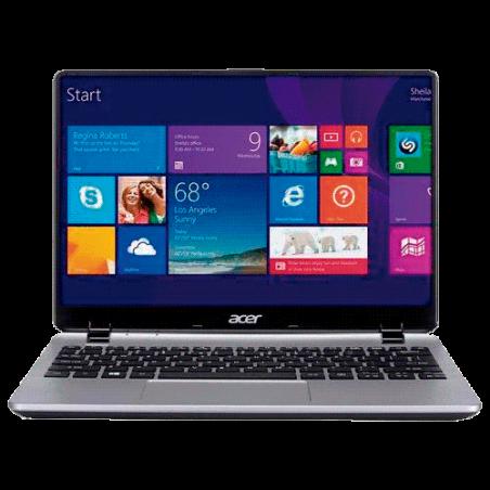 "Notebook Acer Laptop V3-111P-43BC - Intel Pentium N3530 - RAM 4GB - HD 500GB - Tela LED 11.6"" Touchscreen - Windows 8.1 - Cinza"