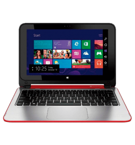 "Notebook 2 em 1 Touch HP Pavilion x360 11-n022br - Intel Dual Core N2820 - RAM 4GB - HD 500GB - LED 11.6"" - Windows 8.1"