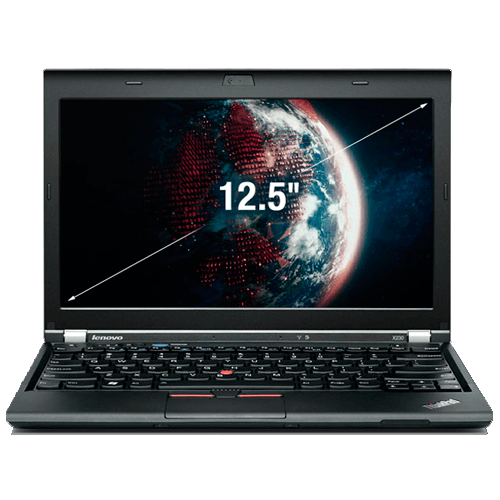 "Notebook Lenovo X230-2325HD5 - Intel Core i5-3320M - HD 320GB - RAM 4GB - LED 12.5"" - Windows 7 Professional"