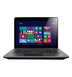 "Notebook Lenovo E431T-68863ZP - RAM 4GB - HD 1TB - Intel Core i3- 3110M - LED 14"" - Touchscreen - Windows 8"