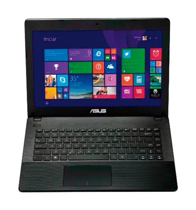 "Notebook Asus X451MA-BRAL-VX086B - Intel Celeron N2930 Quad Core - HD 500GB - RAM 4GB - LED 14"" - Windows 8.1"