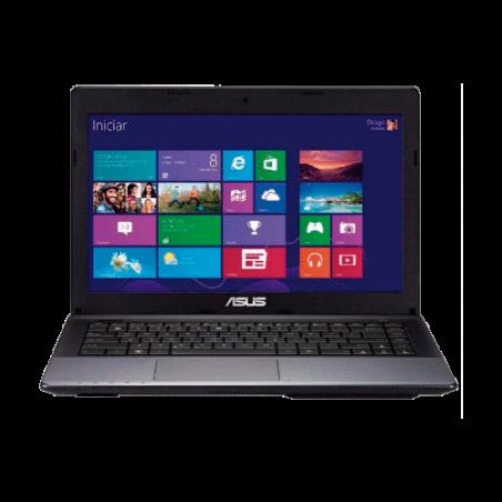 "Notebook Asus X45U-VX054H - RAM 4GB - HD 750GB - AMD C-60 - LED 14"" - Windows 8"