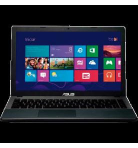 "Notebook Asus X451CA-BRAL-VX053H - Intel Celeron - RAM 2GB - HD 500GB - LED 14"" - Windows 8"