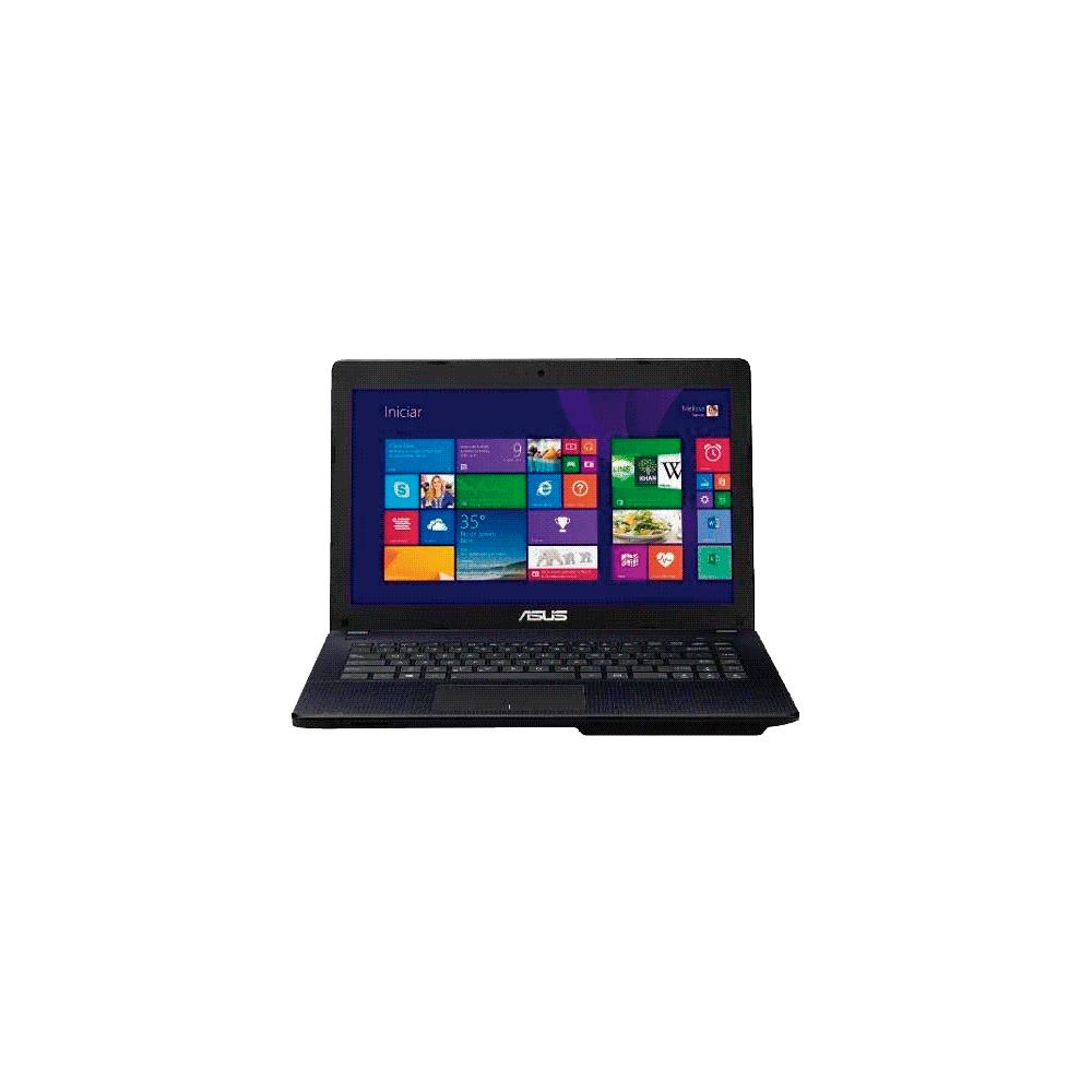 "Notebook Asus X451CA-BRAL-VX103H Preto - Intel Core i3-2375M - HD 500GB - RAM 2GB - LED 14"" - Windows 8"