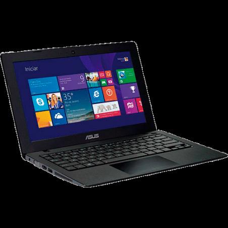"Notebook Asus X200MA-CT205H - Intel Celeron Dual Core N2830 - HD 500GB - RAM 2GB - LED 11.6"" Touchscreen - Windows 8.1 - Preto"