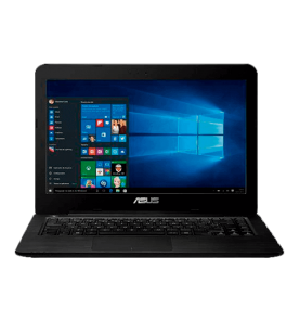 "Notebook ASUS Z450LA-WX002T - Intel Core i5-5200U - RAM 8GB - HD 1TB - Tela LED 14"" - Windows 10 - Preto"