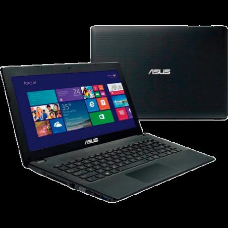 "Notebook Asus X451MA-BRAL-VX086H - Intel Celeron N2930 - RAM 4GB - HD 500GB - Tela LED 14"" - Windows 8 - preto"