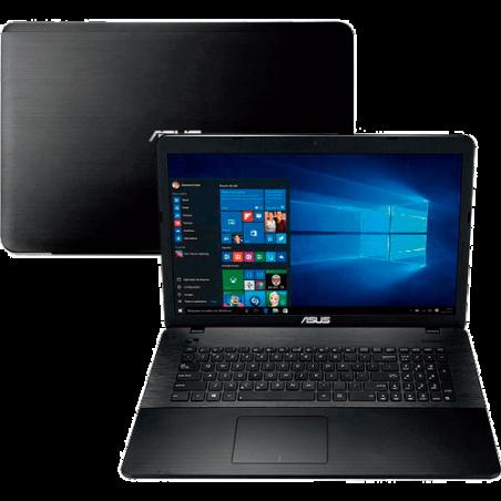"Notebook Asus X751LJ-TY386T - Intel Core i5-5200U - RAM 6GB - HD 1TB - GeForce 920M - LED 17"" - Windows 10"