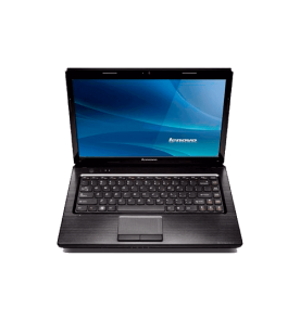 "Notebook Lenovo G470-59316052 - RAM 2GB - HD 320GB - Intel Celeron B800 - LED 14"" - Windows 7 Starter - Vermelho"