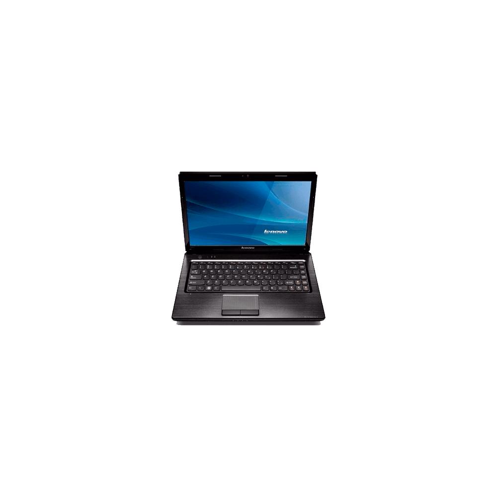 "Notebook Lenovo G470-59316052 - RAM 2GB - HD 320GB - Intel Celeron B800 - LED 14"" - Windows 7 Starter - Vermelho"