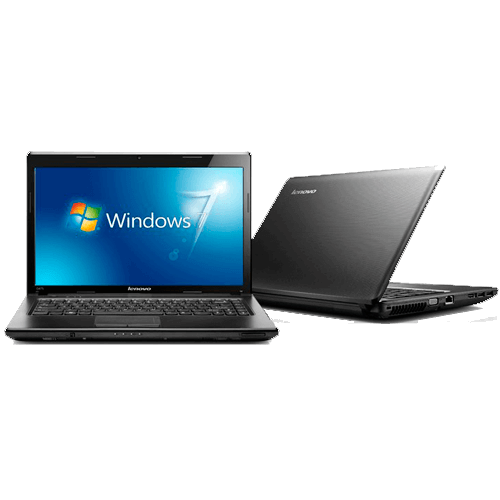 "Notebook Lenovo G475-59317397 - AMD C-50 - RAM 2GB - HD 320GB - LED 14"" - Windows 7 Starter"