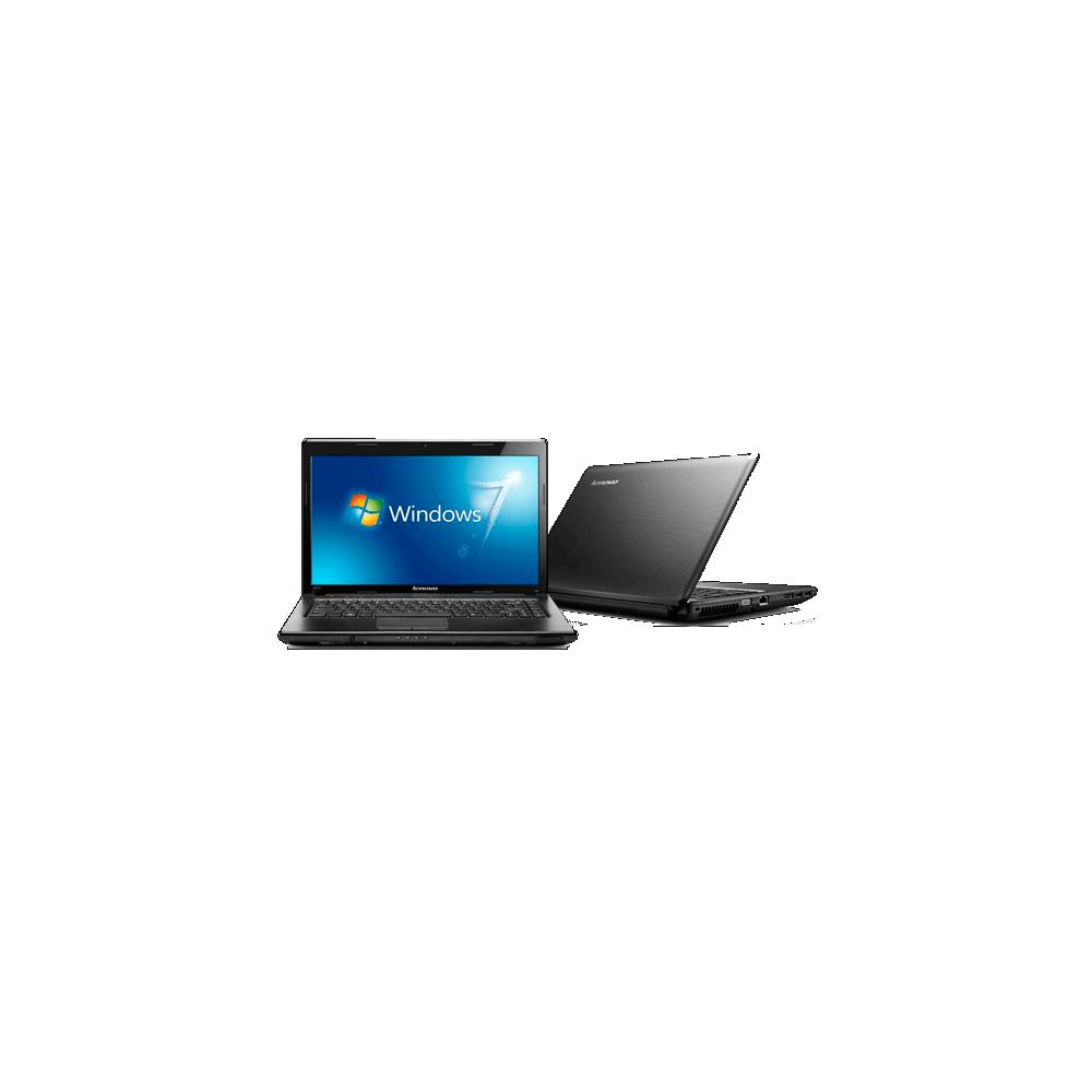 "Notebook Lenovo G475-59317397 - AMD C-50 - RAM 2GB - HD 320GB - LED 14"" - Windows 7 Starter"