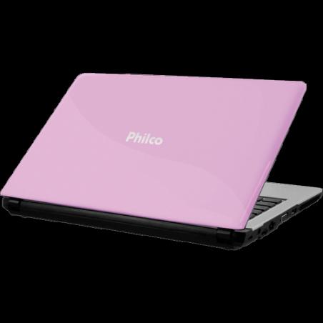 "Notebook Philco 14L-R1044LM\NC4CU43 - Intel Celeron 847 - RAM 4GB - HD 500GB - LED 14"" - Linux - Rosa"
