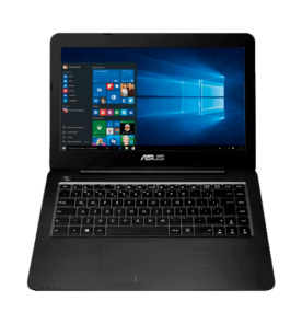 "Notebook ASUS Z450LA-WX008T - Intel Core i5-5200U - 4GB RAM - HD 1TB - LED 14"" - Windows 10 - Preto"