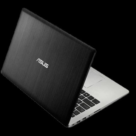 """Notebook Ultrafino Asus S400CA-BRA-CA194H - Intel Core i5-3317U - RAM 4GB - HD 500GB - LED 14"""" - Touchscreen - Windows 8"""