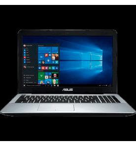 """Notebook ASUS X555LF-BRA-XX184T - Intel Core i5-5200U - RAM 6GB - HD 1TB - LED 15.6"""" - Windows 10 - Preto"""