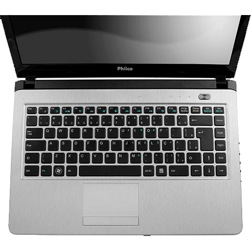 "Notebook Philco 14G-R123WS - Intel Atom - RAM 2GB - HD 320GB - Tela LED 14"" - Windows 7 Starter - Rosa"