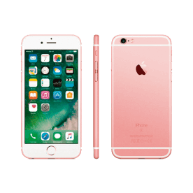 iPhone 6 Plus 128GB Ouro Rosa