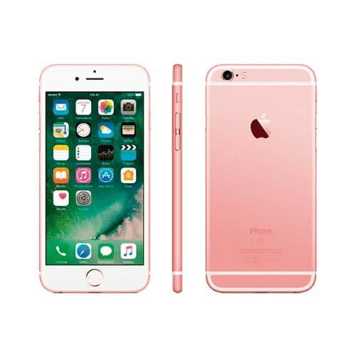 iPhone 6 Plus 128GB Ouro Rosa