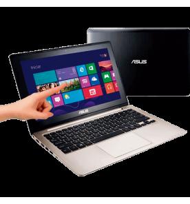 Notebook Asus Vivobook S200E-CT167H - Intel Dual Core 847 - RAM 2GB - HD 500GB - Tela LED de 11.6'' - Touchscreen - Windows 8