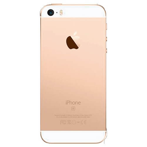 iPhone SE 64GB Dourado